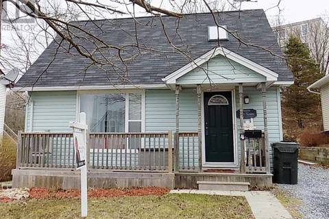 House for sale at 4 Webster St Saint John New Brunswick - MLS: NB021145