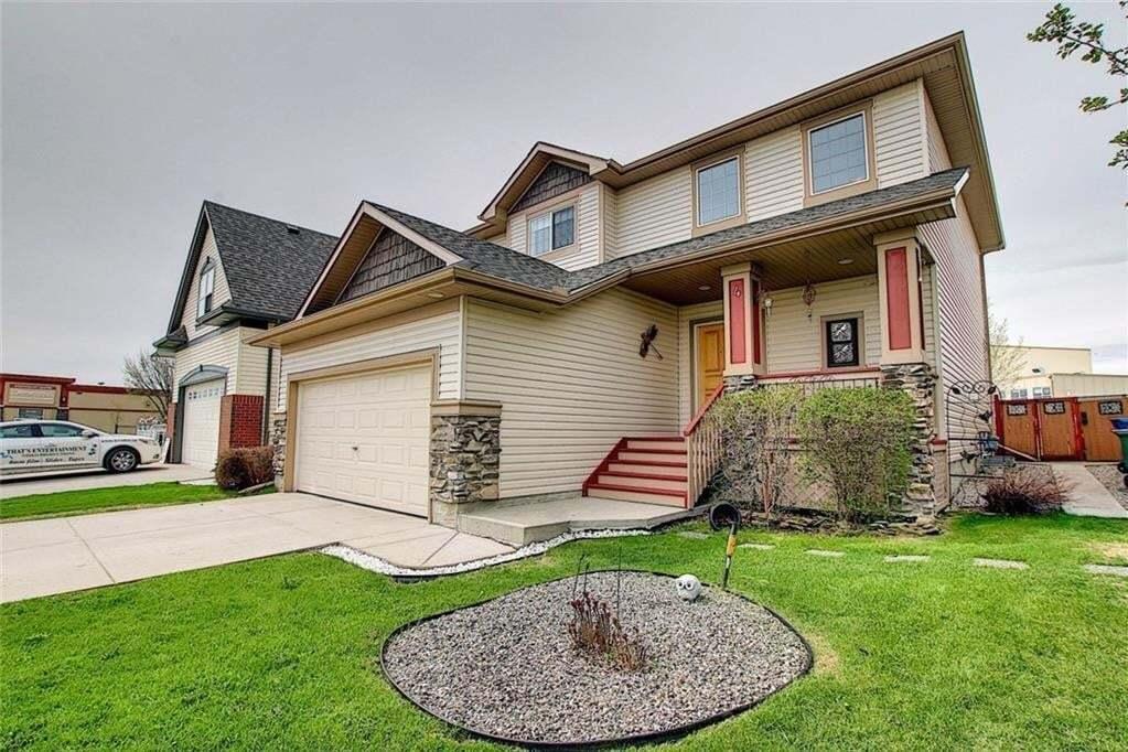 House for sale at 4 Westmount Rd Westmount_ok, Okotoks Alberta - MLS: C4297583