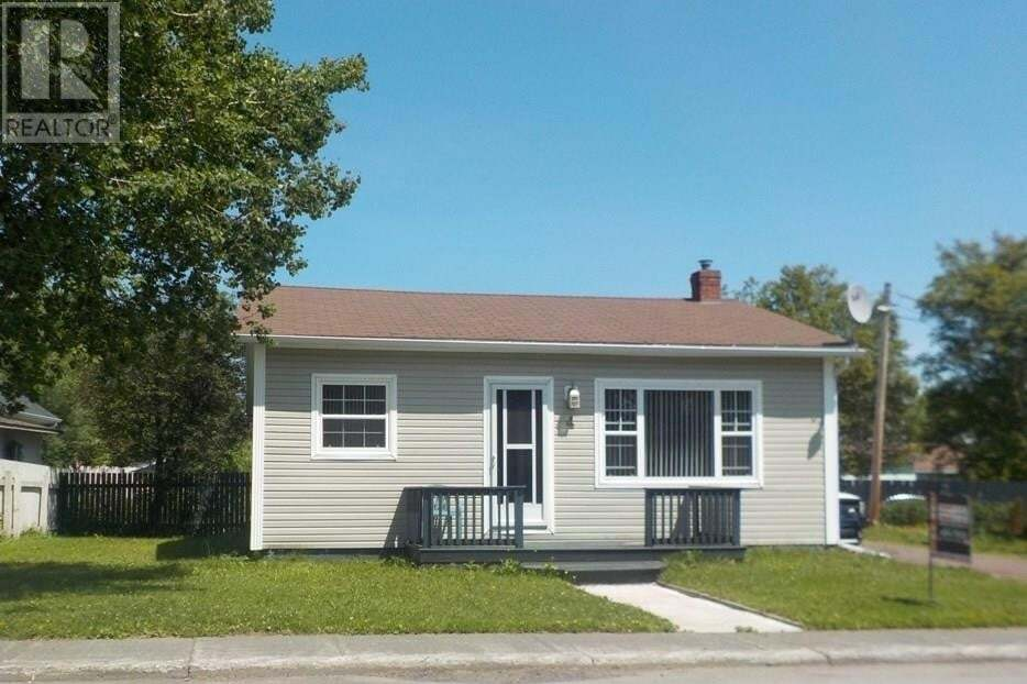 House for sale at 4 Wheelers Ave Grand Falls-windsor Newfoundland - MLS: 1199443