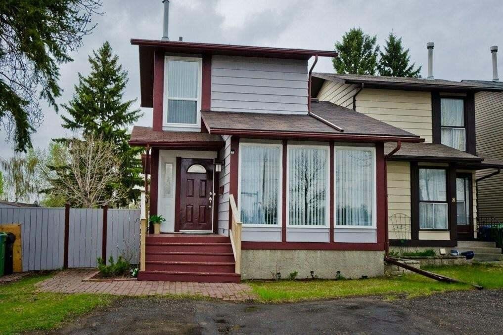 Townhouse for sale at 4 Whitebow Pl NE Whitehorn, Calgary Alberta - MLS: C4297276