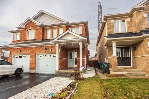 Townhouse for sale at 4 Wicklow Rd Brampton Ontario - MLS: W4615771