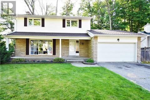 House for sale at 4 Wildwood Pl Waterloo Ontario - MLS: 30749111