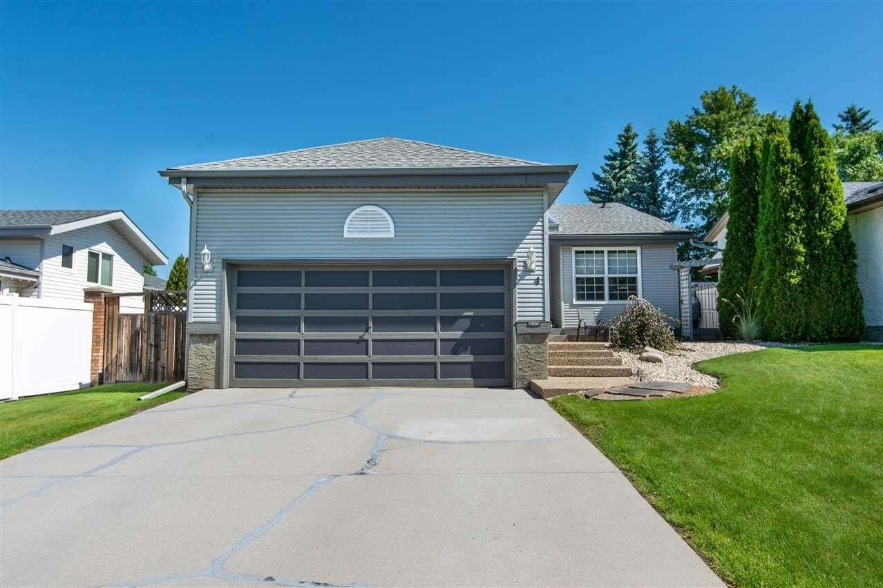 House for sale at 4 Willowbrook Cr St. Albert Alberta - MLS: E4208816