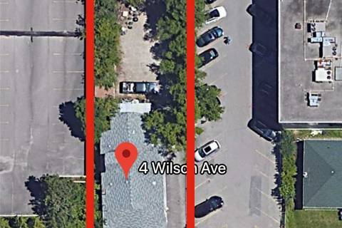 Commercial property for sale at 4 Wilson Ave Brampton Ontario - MLS: W4668958