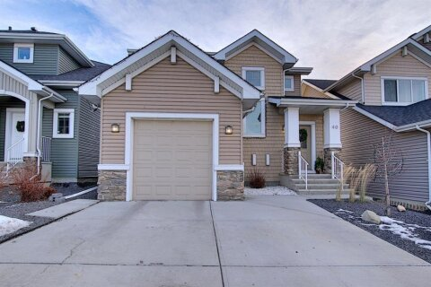 House for sale at 40 Sunset Square  Cochrane Alberta - MLS: A1052488