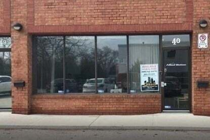 Commercial property for lease at 1200 Speers Rd Apartment 40 Oakville Ontario - MLS: W4770601