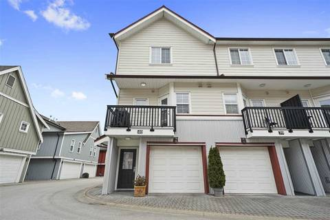 Townhouse for sale at 12251 No. 2 Rd Unit 40 Richmond British Columbia - MLS: R2349598