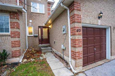 Condo for sale at 1240 Westview Terr Unit 40 Oakville Ontario - MLS: W4668908