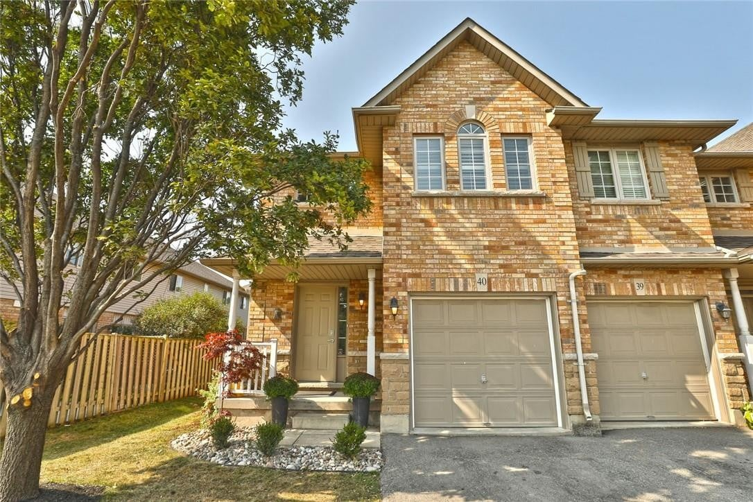 Townhouse for sale at 1283 Blanshard Dr Unit 40 Burlington Ontario - MLS: H4088855