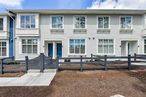 Townhouse for sale at 16678 25 Ave Unit 40 Surrey British Columbia - MLS: R2379096