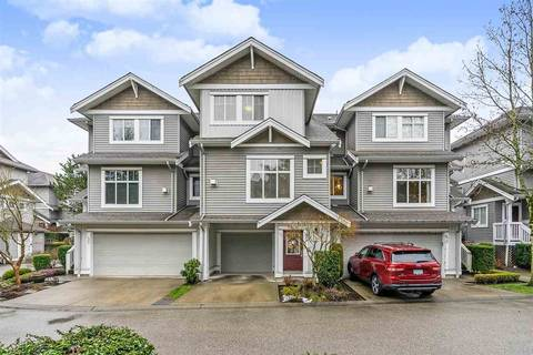 Townhouse for sale at 16760 61 Ave Unit 40 Surrey British Columbia - MLS: R2434967