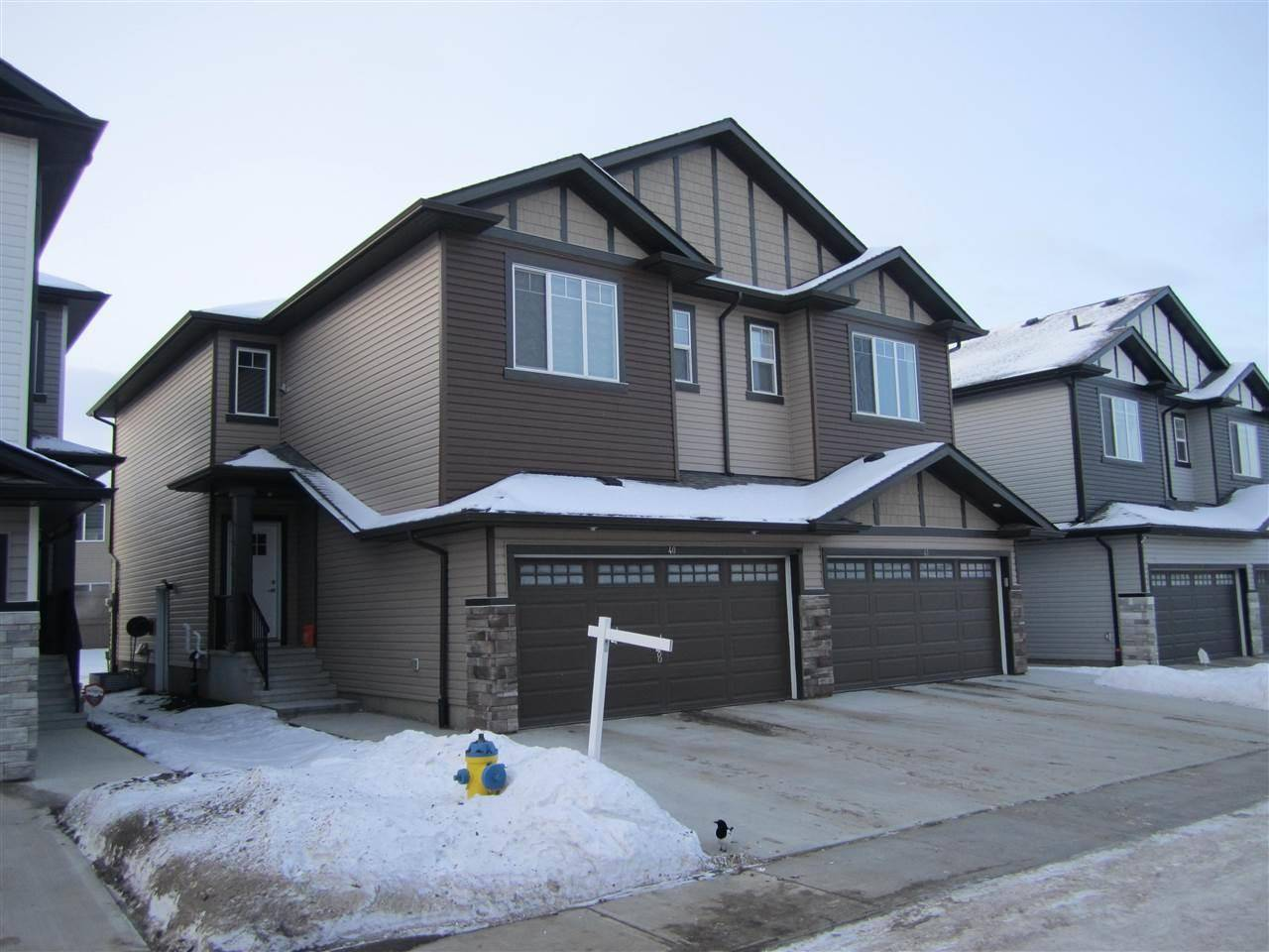Townhouse for sale at 1703 16 Ave Nw Unit 40 Edmonton Alberta - MLS: E4183305