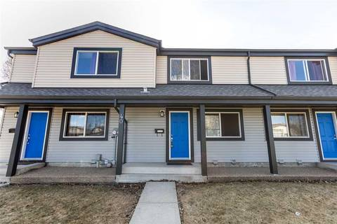 Townhouse for sale at 18010 98 Ave Nw Unit 40 Edmonton Alberta - MLS: E4106239