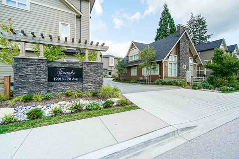 Townhouse for sale at 19913 70 Ave Unit 40 Langley British Columbia - MLS: R2421609