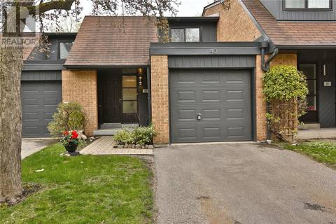 Townhouse for sale at 20 Mineola Rd East Unit 40 Mississauga Ontario - MLS: 30733300