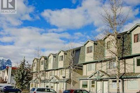 Townhouse for sale at 200 Glacier Dr Unit 40 Canmore Alberta - MLS: 49627