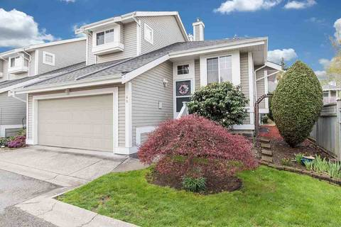 Townhouse for sale at 20788 87 Ave Unit 40 Langley British Columbia - MLS: R2358146