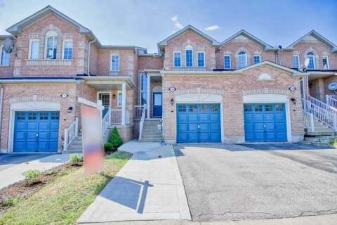 Townhouse for sale at 21 East View Gt Unit 40 Brampton Ontario - MLS: W4772562