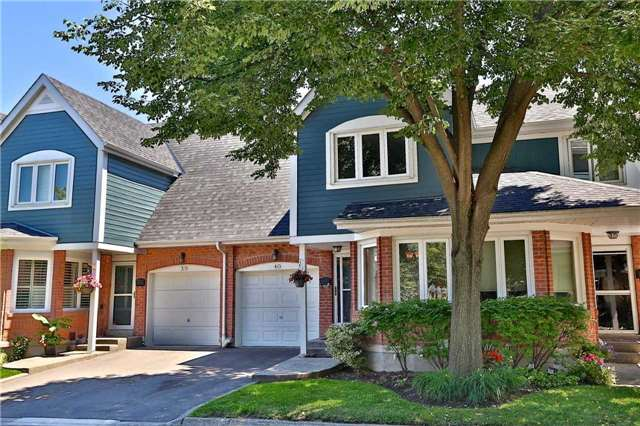 Sold: 40 - 2155 South Millway , Mississauga, ON