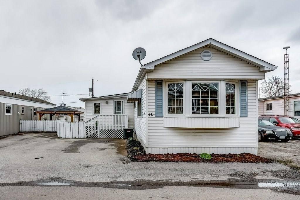 Residential property for sale at 2175 Mewburn Rd Unit 40 Niagara Falls Ontario - MLS: 30803548