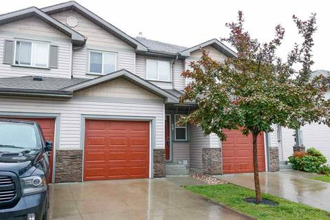 Townhouse for sale at 2816 34 Ave Nw Unit 40 Edmonton Alberta - MLS: E4162893