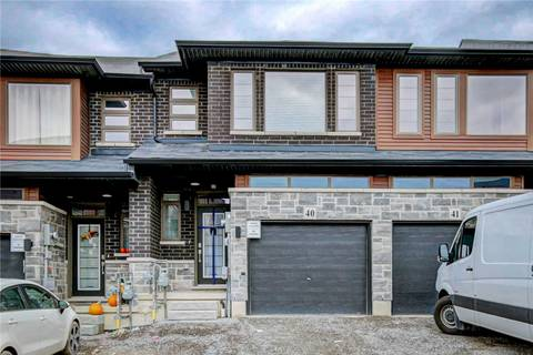 Townhouse for rent at 30 Times Square Blvd Unit 40 Hamilton Ontario - MLS: X4626624
