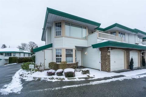 Townhouse for sale at 3115 Trafalgar St Unit 40 Abbotsford British Columbia - MLS: R2339995