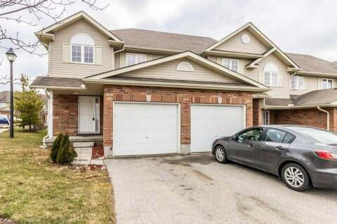 Townhouse for sale at 40 Fallowfield Dr Unit 40 Kitchener Ontario - MLS: 30807787