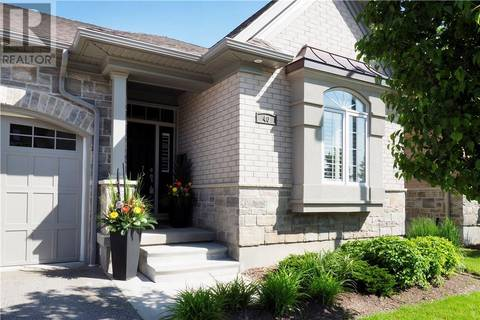 Townhouse for sale at 435 Winchester Dr Unit 40 Waterloo Ontario - MLS: 30746714
