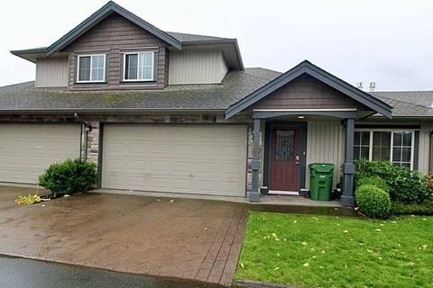 Townhouse for sale at 44523 Mclaren Dr Unit 40 Sardis British Columbia - MLS: R2413542