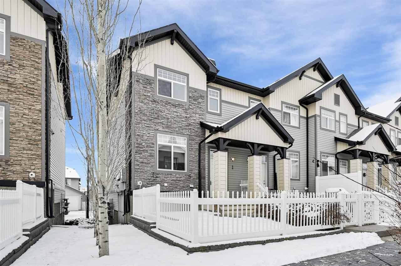 Townhouse for sale at 465 Hemingway Rd Nw Unit 40 Edmonton Alberta - MLS: E4181969