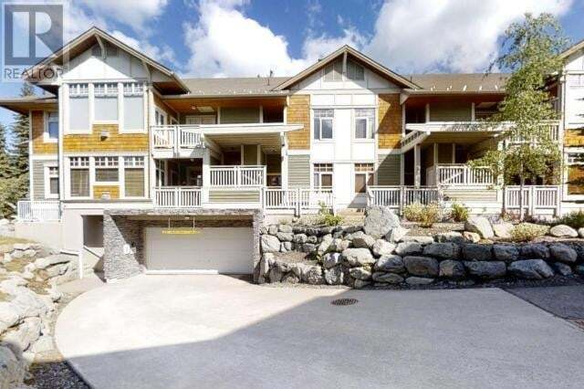 Townhouse for sale at 5015 Valley Drive  Unit 40 Sun Peaks British Columbia - MLS: 157176