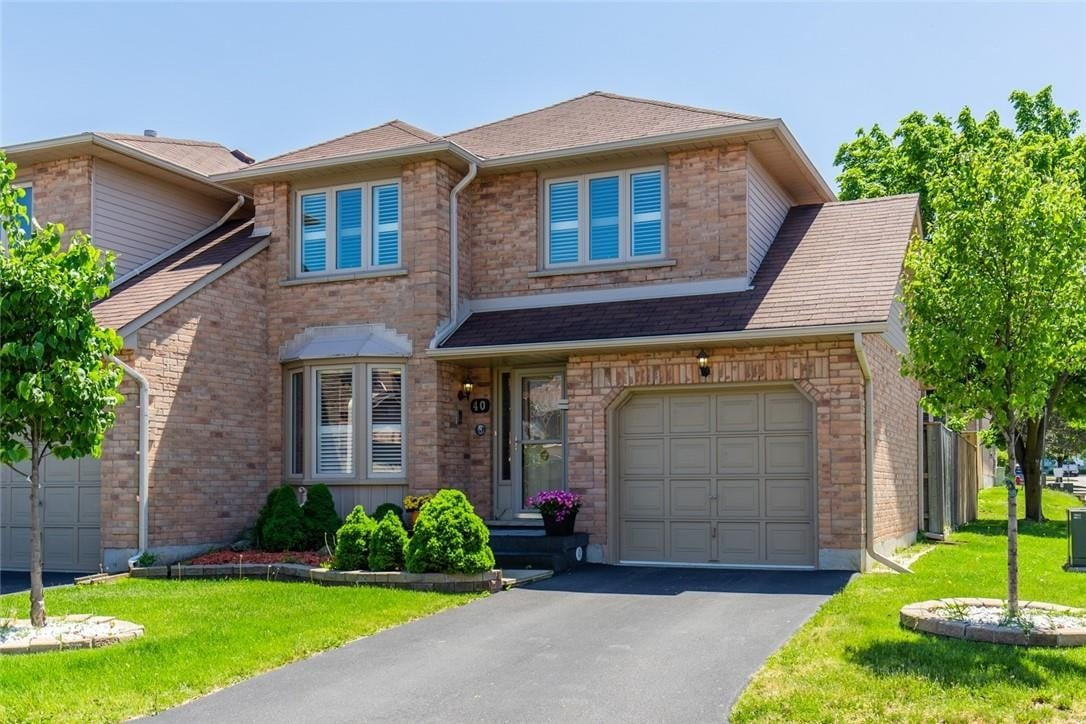 Townhouse for sale at 503 #8 Hy Unit 40 Stoney Creek Ontario - MLS: H4079348
