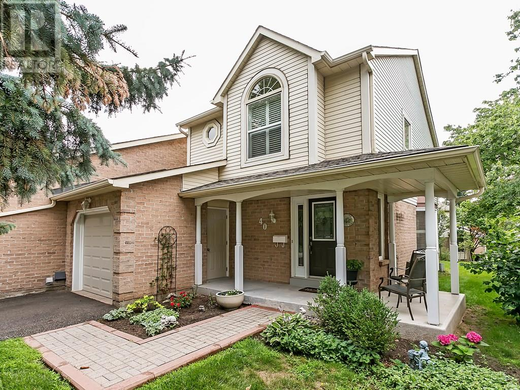 Sold: 40 - 5255 Lakeshore Road, Burlington, ON