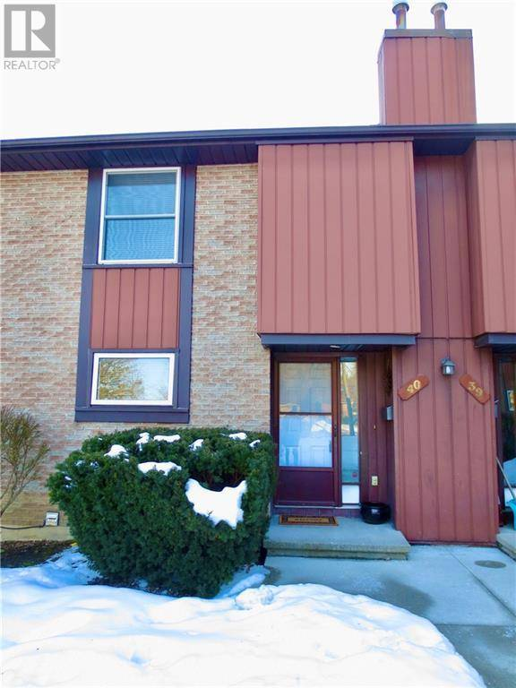 Townhouse for sale at 539 Willow Rd Unit 40 Guelph Ontario - MLS: 30791821