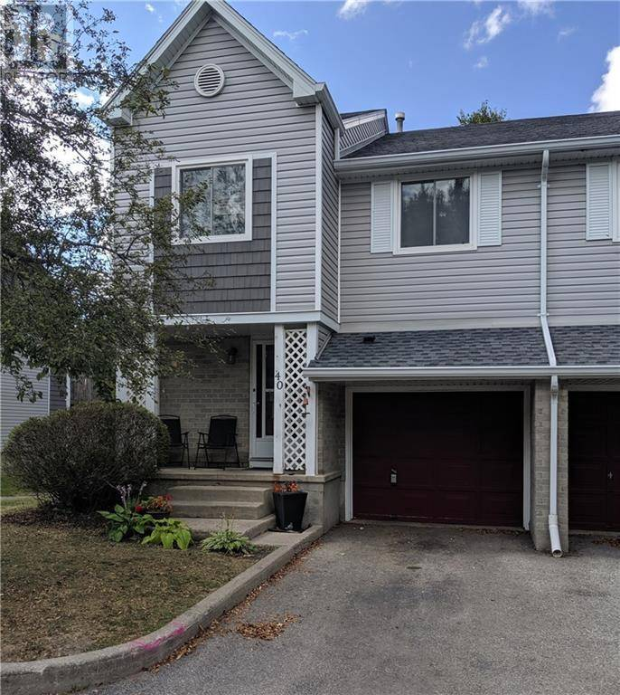 Townhouse for sale at 54 Green Valley Dr Unit 40 Kitchener Ontario - MLS: 30758443