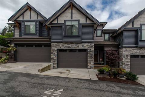 Townhouse for sale at 5756 Promontory Rd Unit 40 Sardis British Columbia - MLS: R2405939