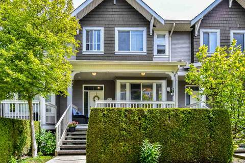 Townhouse for sale at 5999 Andrews Rd Unit 40 Richmond British Columbia - MLS: R2367977