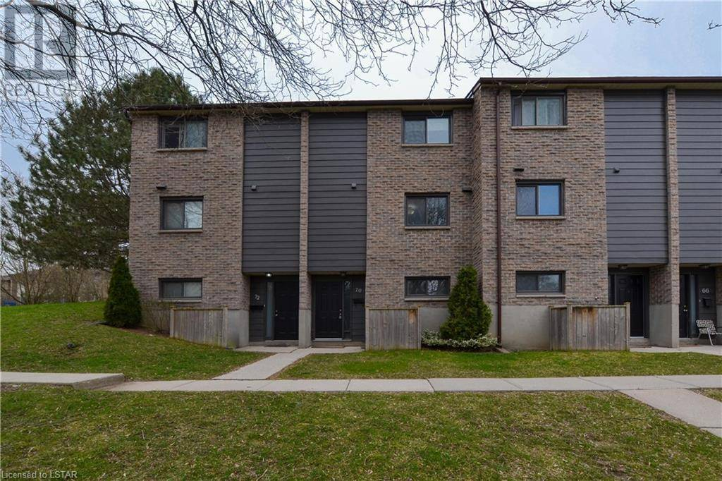 Townhouse for sale at 70 Summit Ave Unit 40 London Ontario - MLS: 254692