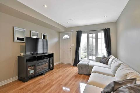 Condo for sale at 80 Strathaven Dr Unit 40 Mississauga Ontario - MLS: W4572557
