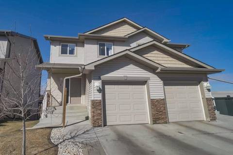Townhouse for sale at 85 Spruce Village Dr W Unit 40 Spruce Grove Alberta - MLS: E4151723