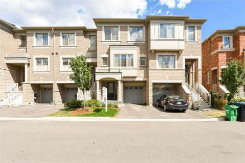Townhouse for sale at 9 Aspen Hills Rd Unit 40 Brampton Ontario - MLS: W4852272