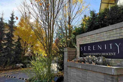 Townhouse for sale at 9229 University Cres Unit 40 Burnaby British Columbia - MLS: R2518201