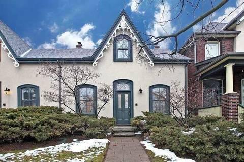 Townhouse for sale at 40 Amelia St Toronto Ontario - MLS: C4723102