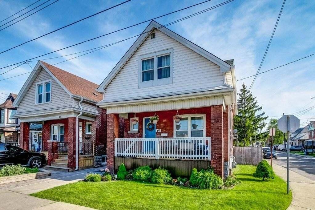 House for sale at 40 Argyle Ave Hamilton Ontario - MLS: H4079352