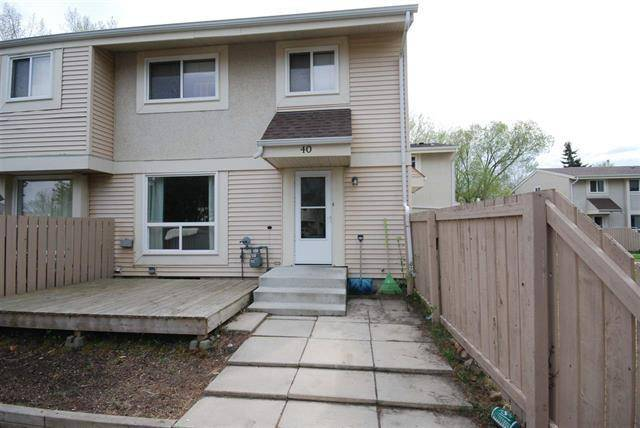 Townhouse for sale at 40 Athabasca Ac  Devon Alberta - MLS: E4187271