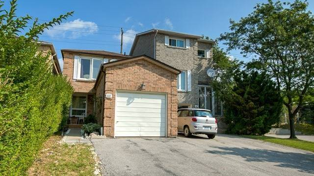 For Sale: 40 Augusta Court, Markham, ON | 3 Bed, 2 Bath House for $748,800. See 18 photos!