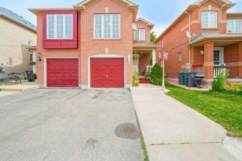 Townhouse for sale at 40 Baha Cres Brampton Ontario - MLS: W4907495