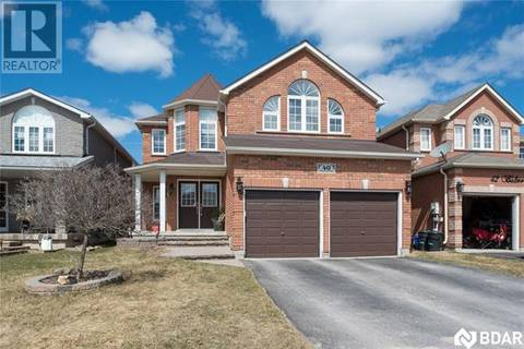 House for sale at 40 Balmoral Pl Barrie Ontario - MLS: 30725435