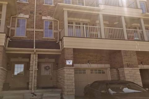Townhouse for rent at 40 Battista Perri Dr Markham Ontario - MLS: N4414777